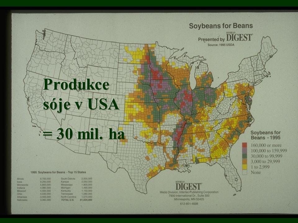 Proč pěstitelé v USA budou používat další generaci biotech.