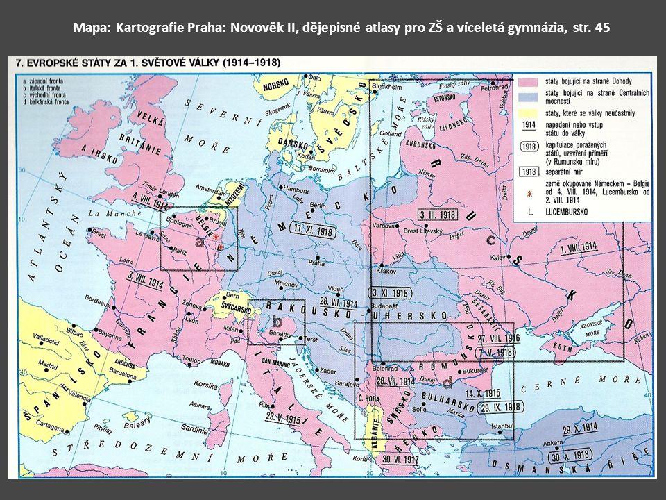 Německo plánovalo válku na dvou frontách: 1/ na západní frontě: Schlieffenův plán rychlé války rychlý útok do Francie = blesková válka = blitzkrieg, aby byla poražena dřív, než stačí Rusko zmobilizovat, pak se chtěli obrátit na východ proti Rusku Němci porušili neutralitu Belgie a Lucemburska, aby se vyhnuli Maginotově linii na francouzských hranicích s Německem, velmi rychle je přešli, na začátku září 50km od Paříže září 1914 bitva na řece Marně – zvrat ve válce, Němci zastaveni – válka poziční = zákopová nebezpečí hrozící Paříži zmobilizovalo franc.