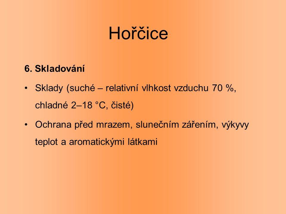 Hořčice 6.
