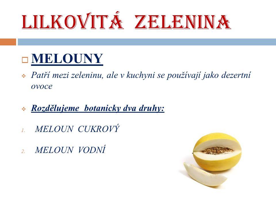 LILKOVITÁ ZELENINA 2.
