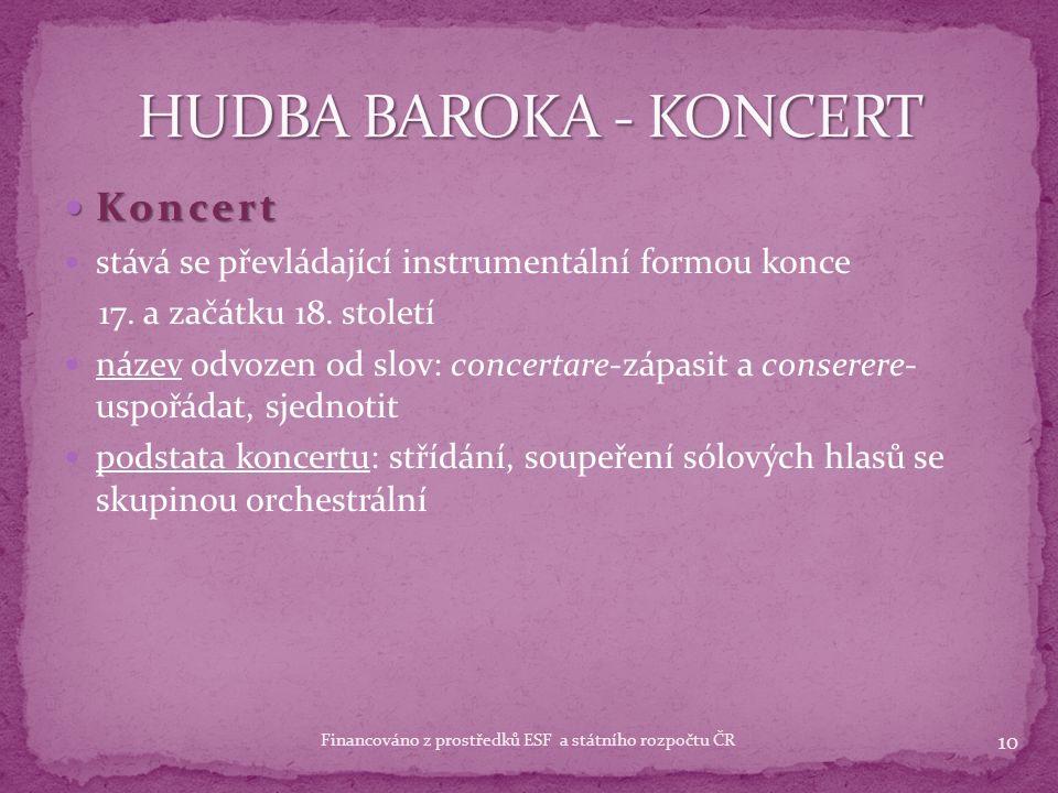 sonáta sonáta orchestrální svita orchestrální svita kantáta kantáta oratorium oratorium koncert koncert opera opera fuga kánon zůstává fuga a kánon (k