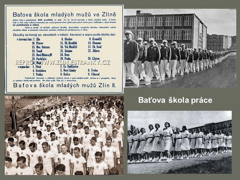 Baťova škola práce