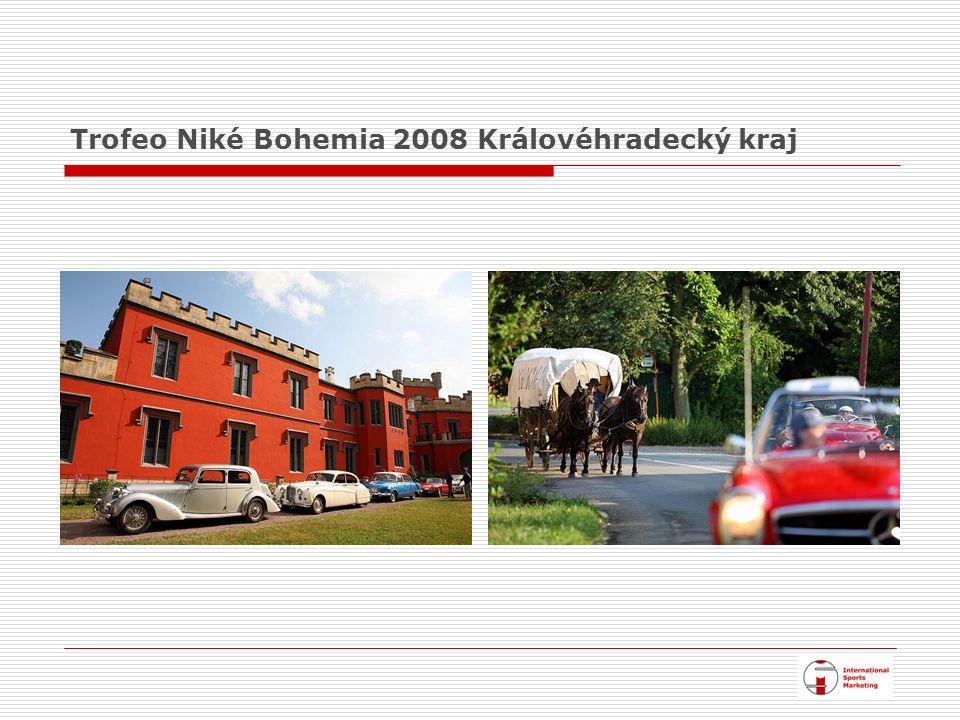 Trofeo Niké Bohemia 2008 Královéhradecký kraj