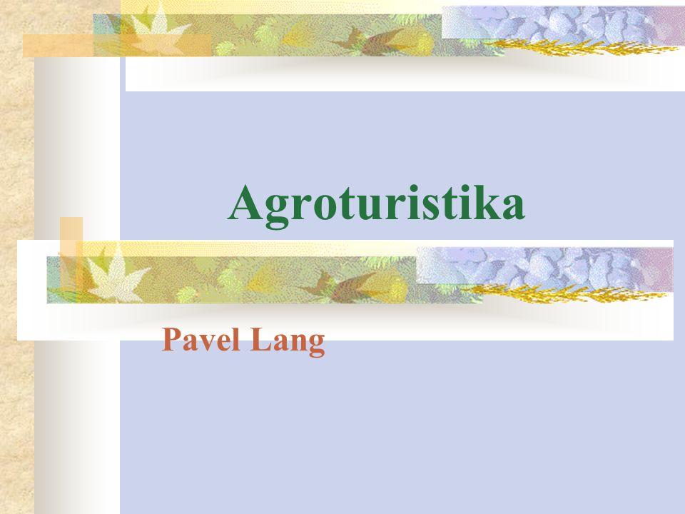 Agroturistika Pavel Lang