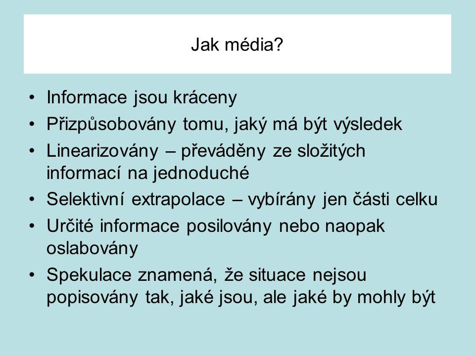 Jak média.