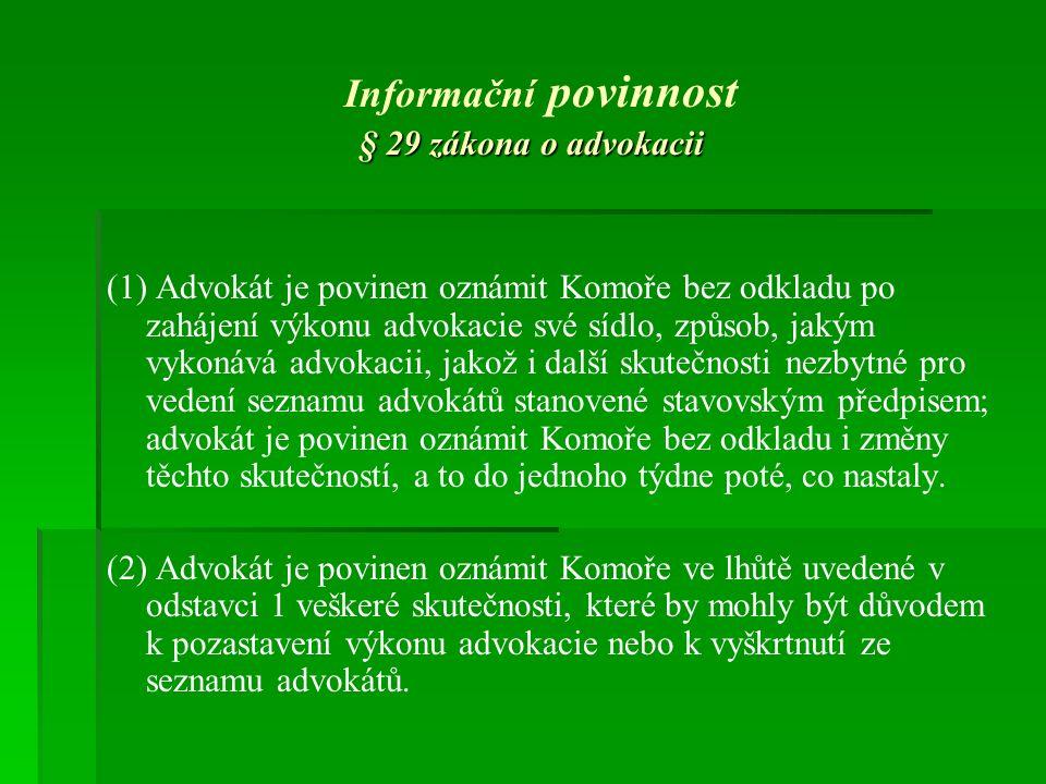 Určení školitele v rámci společnosti čl.15 odst.