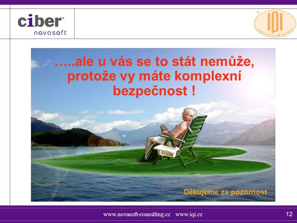 www.novasoft-consulting.cz www.iqi.cz 12......