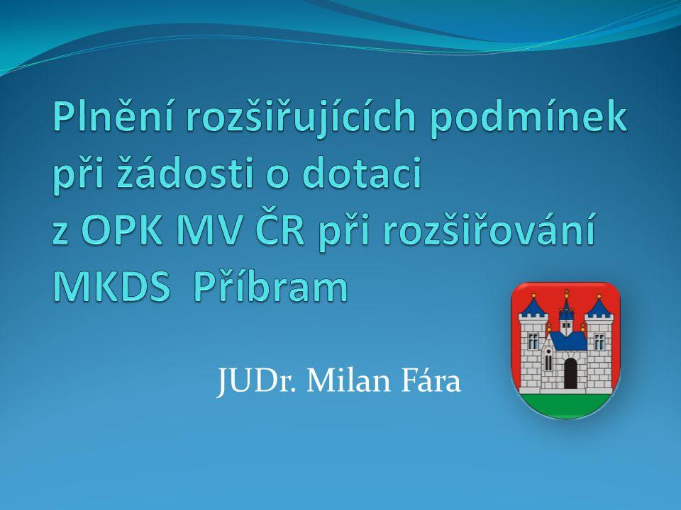 JUDr. Milan Fára
