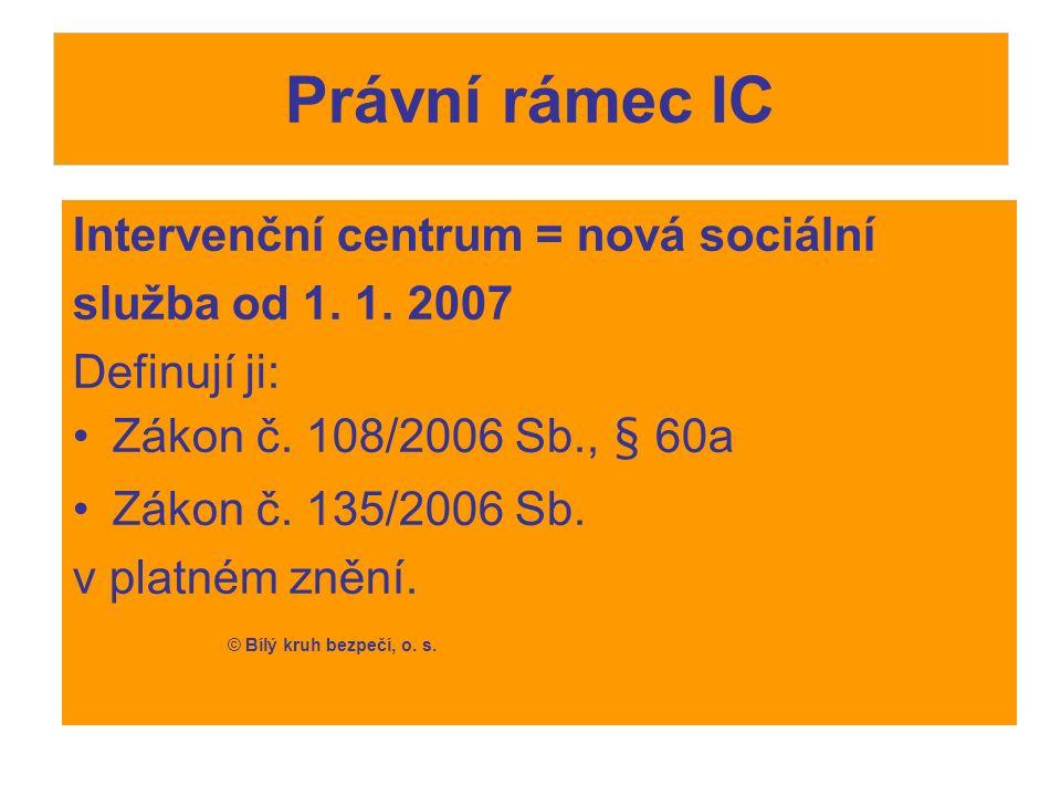 Územní působnost IC K 1.1.