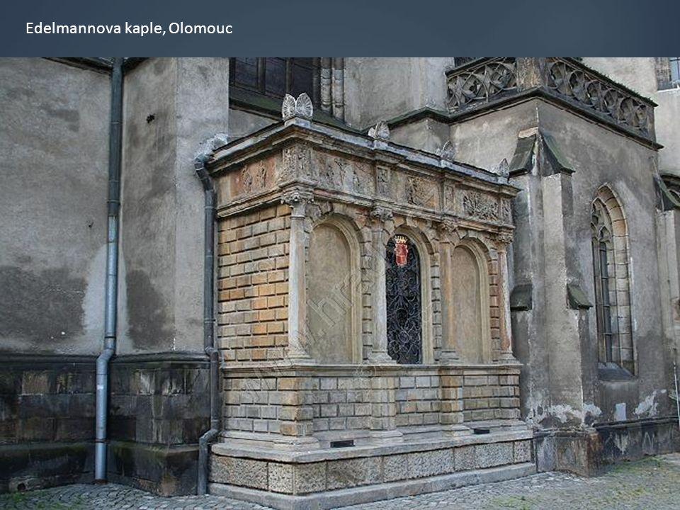 Edelmannova kaple, Olomouc