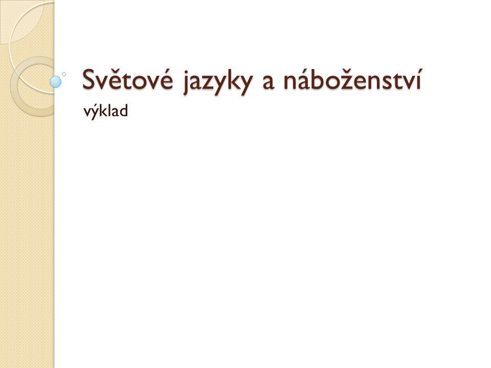 Zdroje Náboženství světa.1. vyd. Brno: Masarykova univerzita, 2009, 55 s.