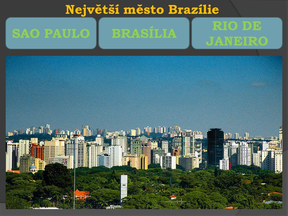 Hostitel příštích LOH (2016) SAO PAULO BRASÍLIA RIO DE JANEIRO
