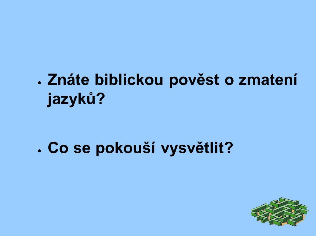Slovanské jazyky používají dvojí typ písma: ➲ latinku ➲ azbuku
