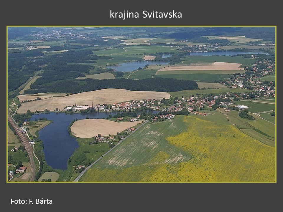 krajina Svitavska Foto: F. Bárta