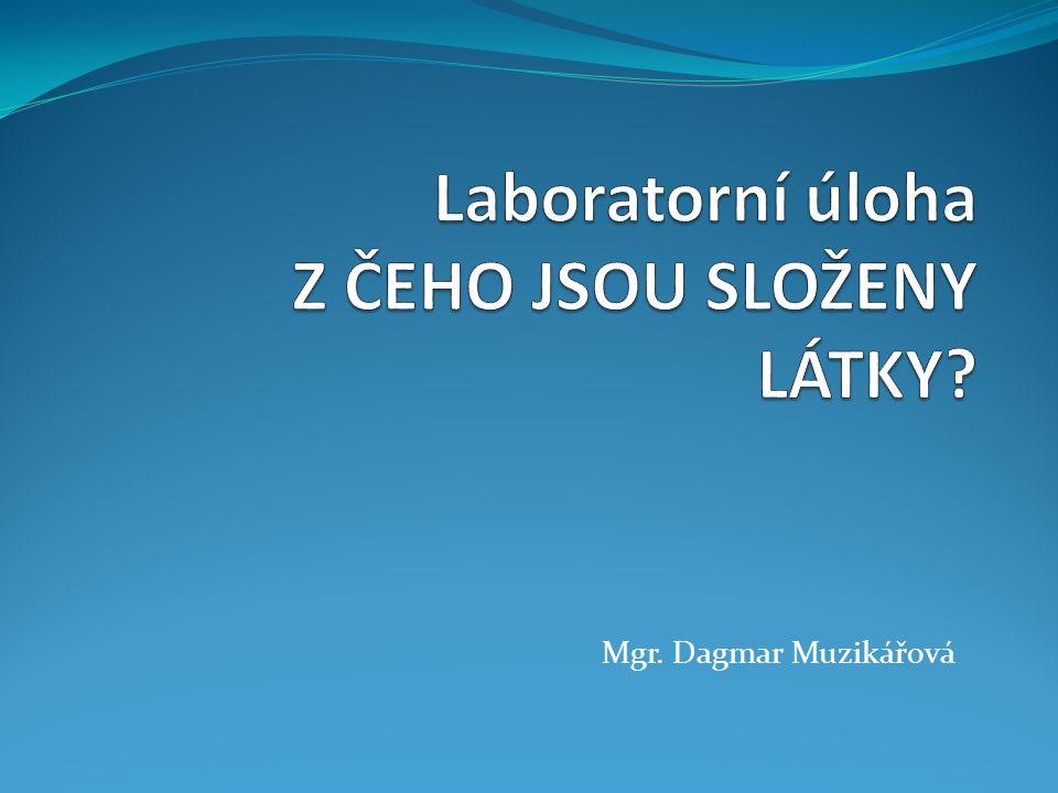 Mgr. Dagmar Muzikářová