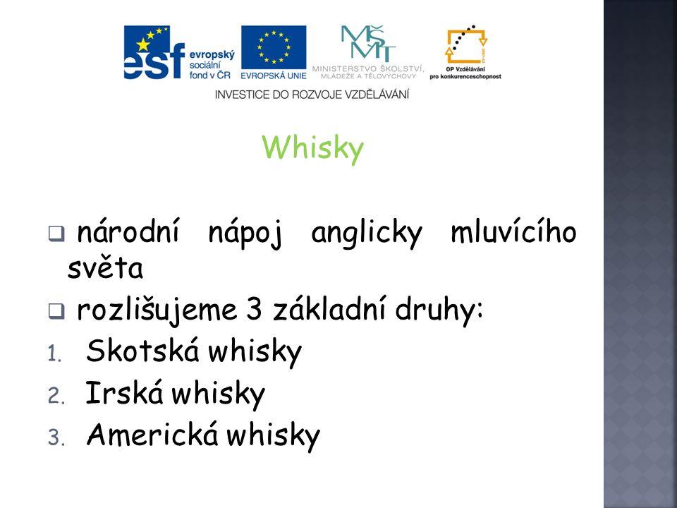 Lihoviny vyrobené kvasnou cestou (destiláty)  Vyrábějí se kvašením sacharidů za vzniku etanolu, jeho následnou destilací a dalšími úpravami  Mezi destiláty řadíme:  Pravý rum  Whisky  Tequila  Brandy (koňak, Vínovice)  Ovocné destiláty