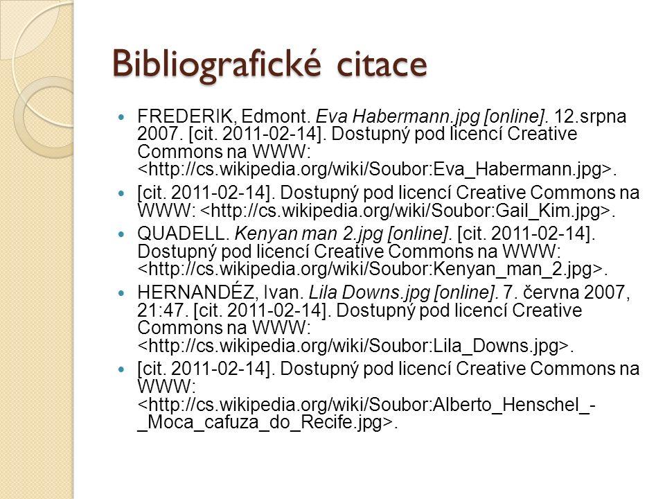 Bibliografické citace FREDERIK, Edmont.Eva Habermann.jpg [online].