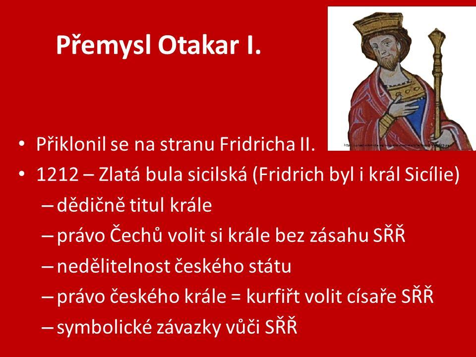 Zahraniční politika – po ztrátě alpských zemí, orientace na východ země – 1300 – zisk polské koruny – 2.