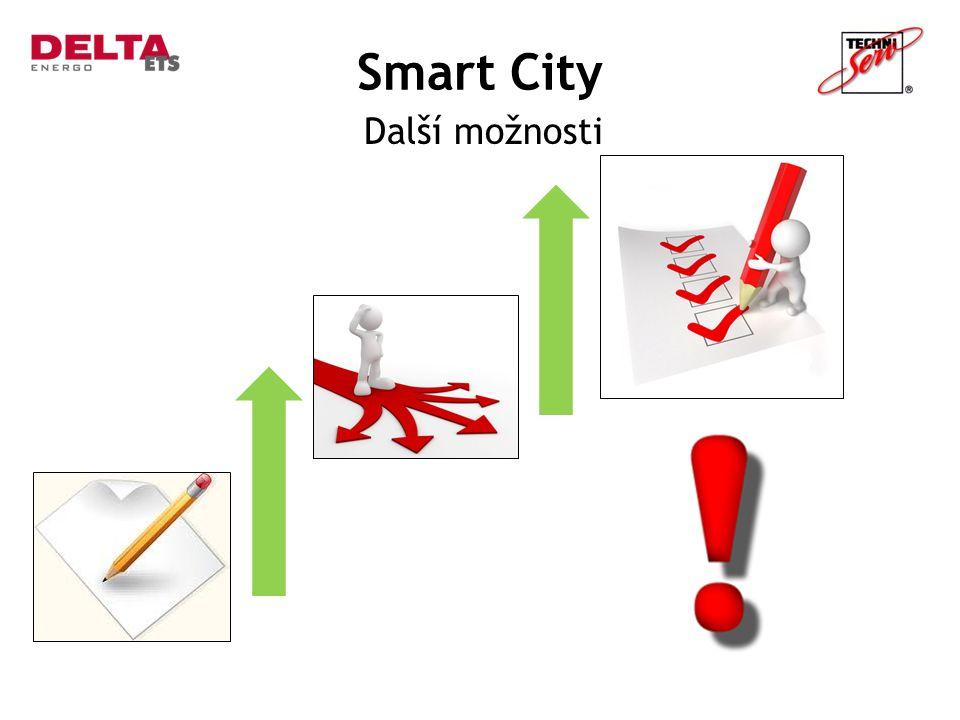Smart City Další možnosti