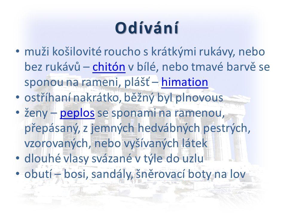 Řecká jména vznik podobně jako v českém jazyce Jaroslav (jaro+slavit), Alexandr (alexó=chráním, androi=muži) místo příjmení buď jméno města, odkud poc
