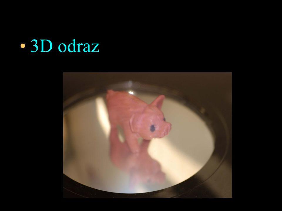 3D odraz