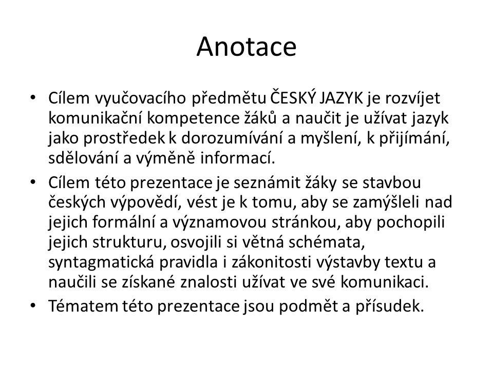 Seznam zdrojů ČECHOVÁ, Marie.Český jazyk pro 3. ročník středních škol.