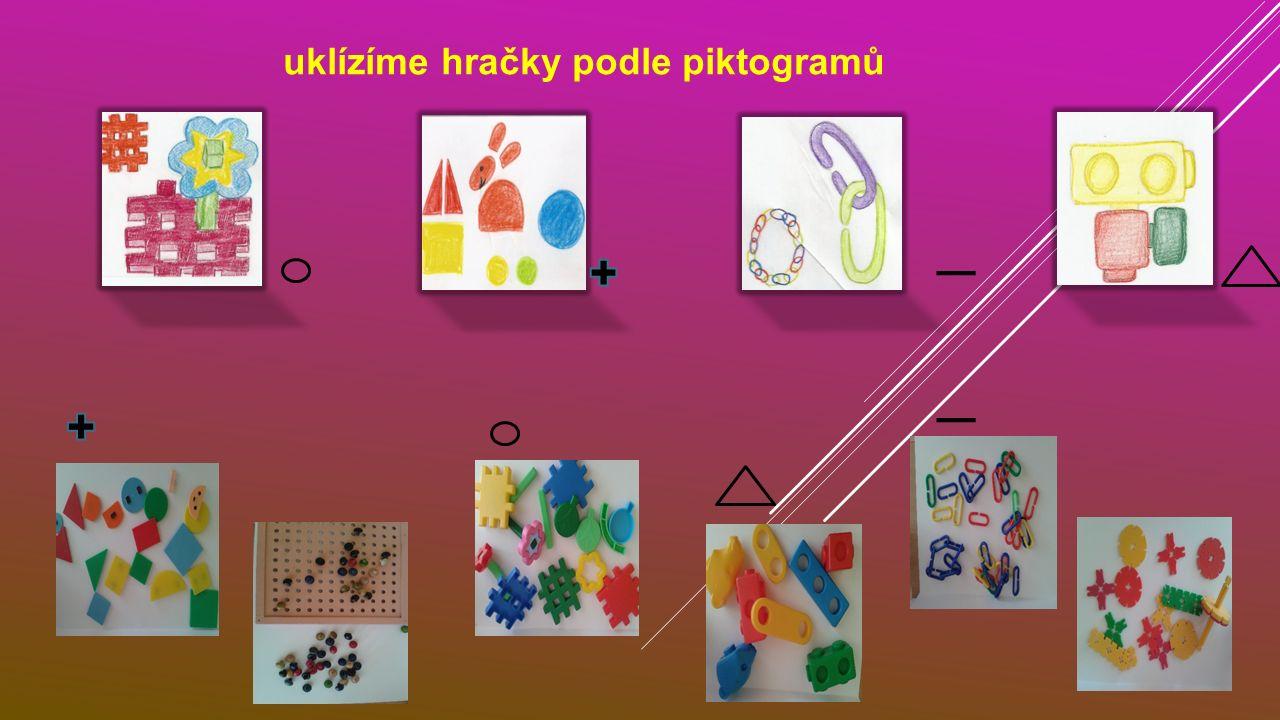 uklízíme hračky podle piktogramů