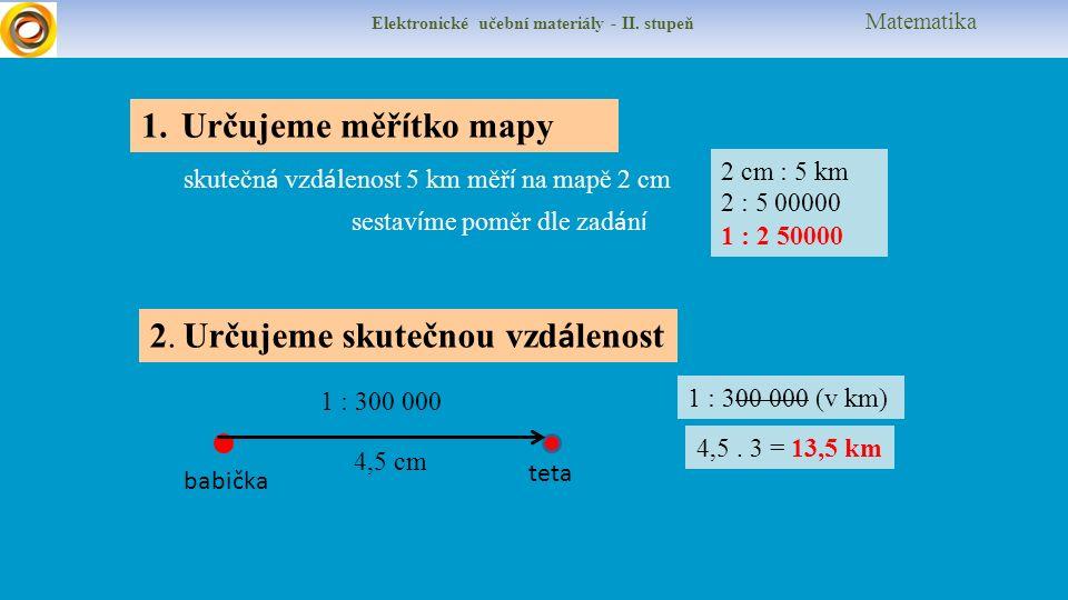 Elektronické učební materiály - II.stupeň Matematika 3.
