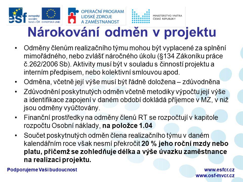 Dotazy k projektové části Projektoví manažeři - Oddělení realizace OP LZZ Výzva 89: Mgr.