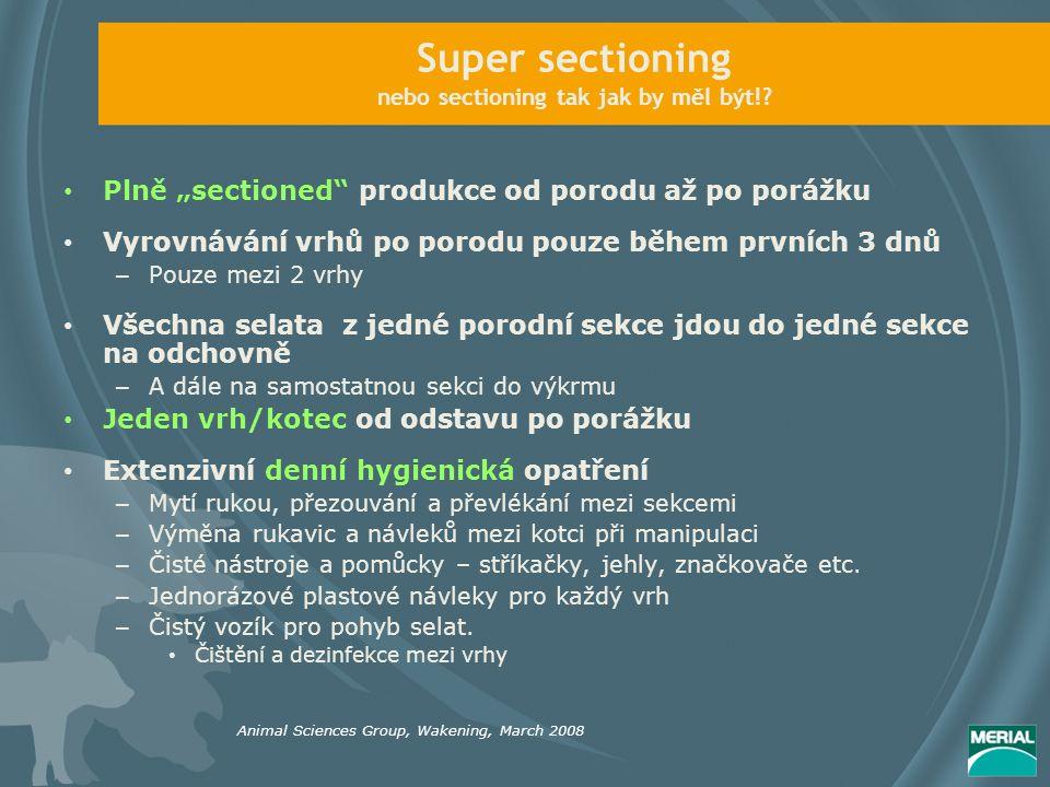 Super sectioning nebo sectioning tak jak by měl být!.