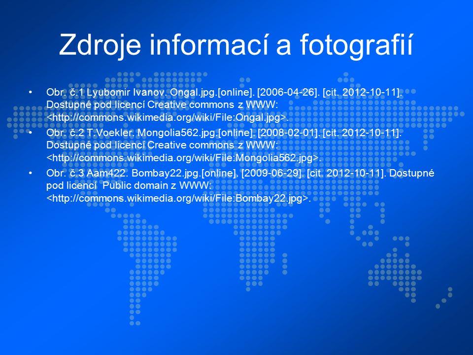 Zdroje informací a fotografií Obr. č.1 Lyubomir Ivanov. Ongal.jpg.[online]. [2006-04-26]. [cit. 2012-10-11]. Dostupné pod licencí Creative commons z W