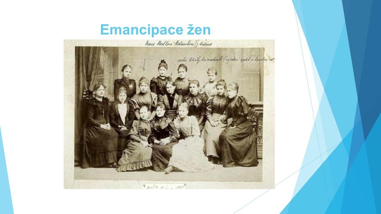 Emancipace žen