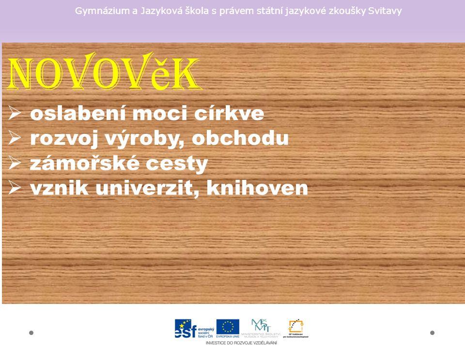Gymnázium a Jazyková škola s právem státní jazykové zkoušky Svitavy 10.NEZNÁMÝ.