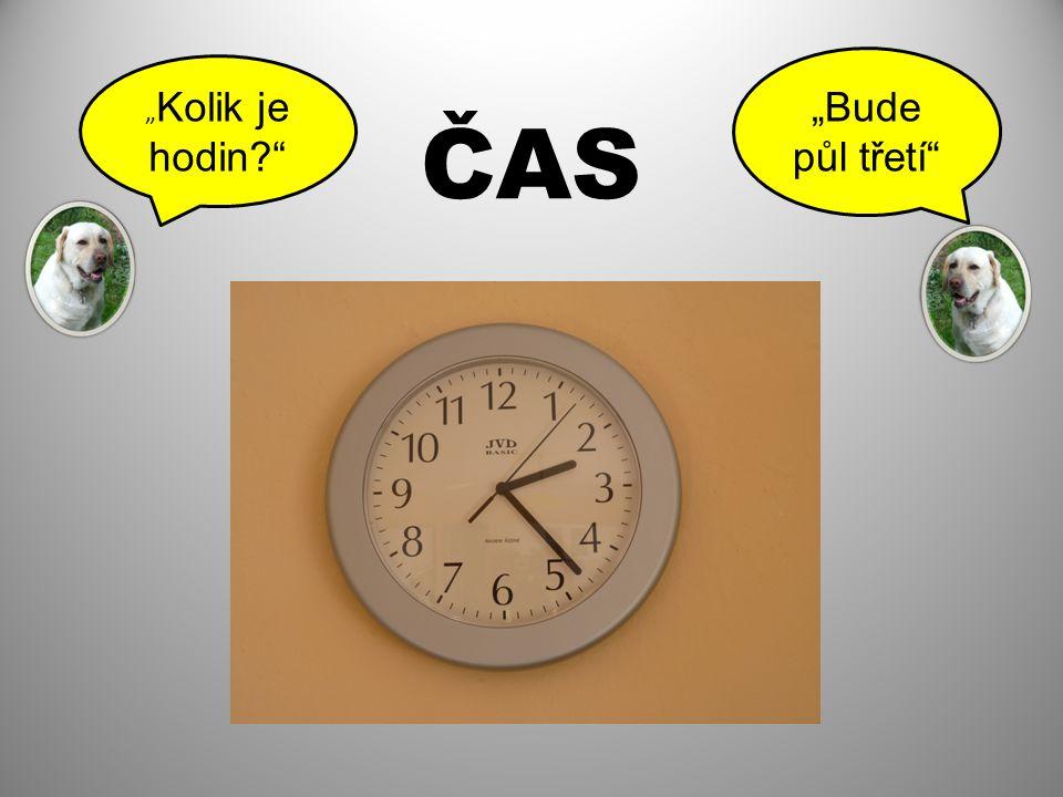 Čas je základní fyzikální veličinou, značíme ji t.
