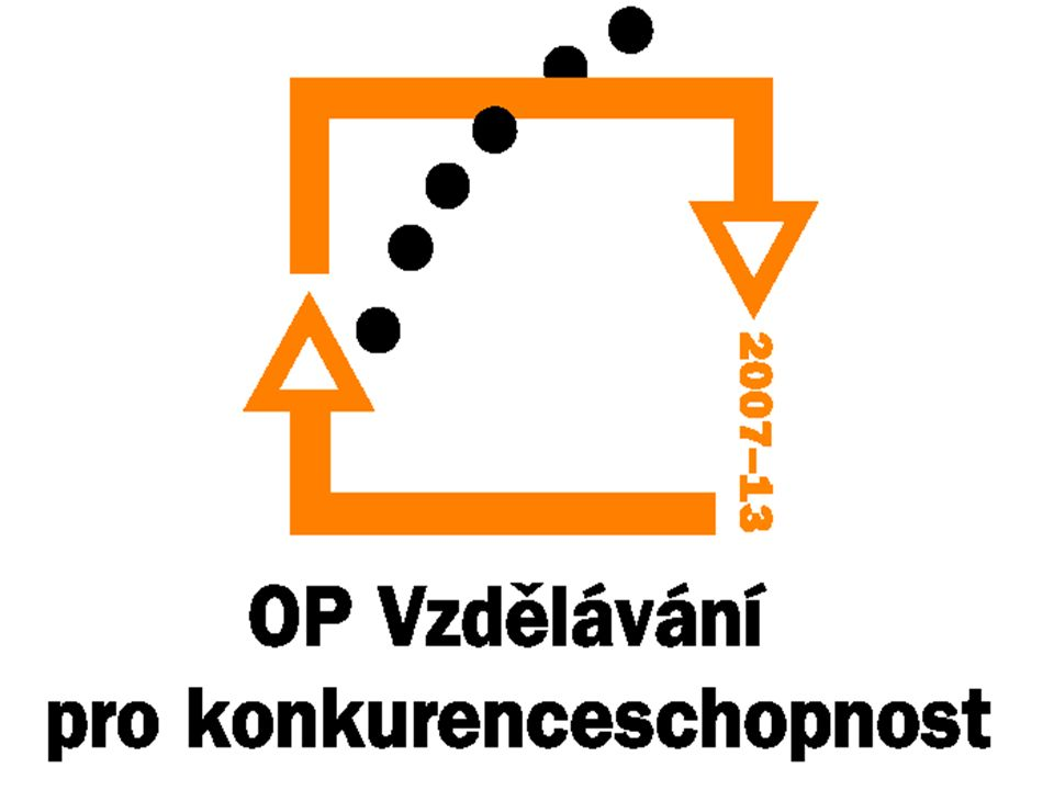 Finanční alokace OP VK  1 8 28, 7 mil € z Evropského sociálního fondu pro léta 2007-13 (tj.