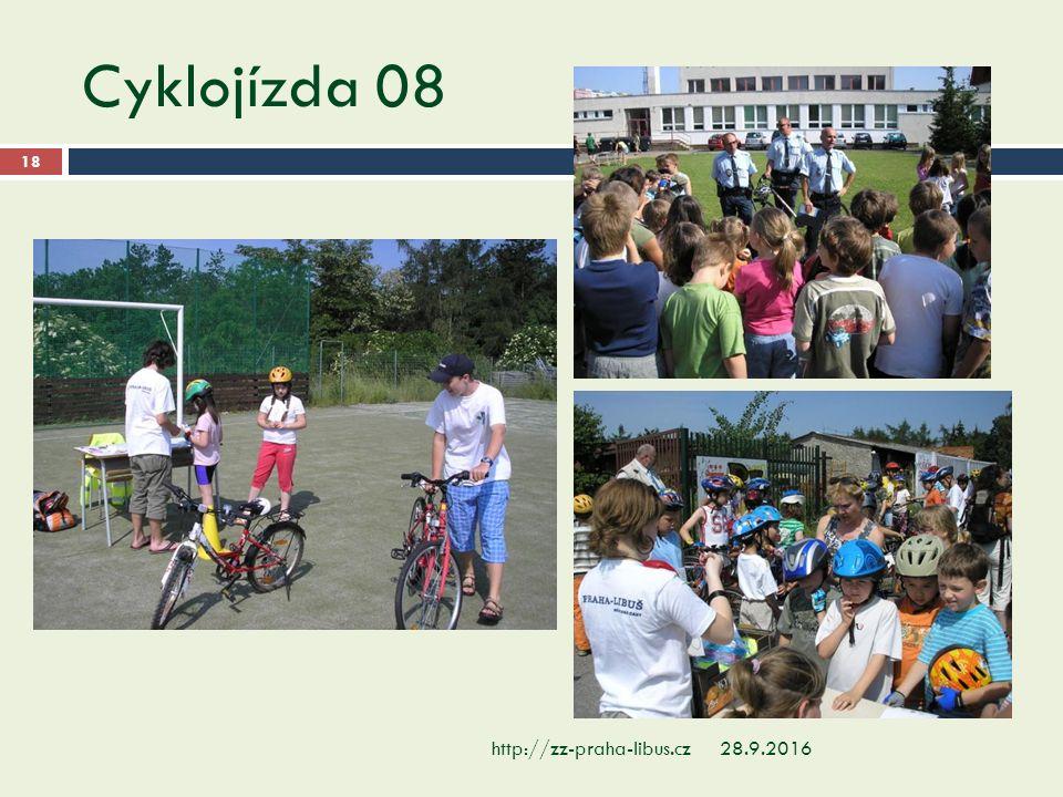 Cyklojízda 08 28.9.2016http://zz-praha-libus.cz 18