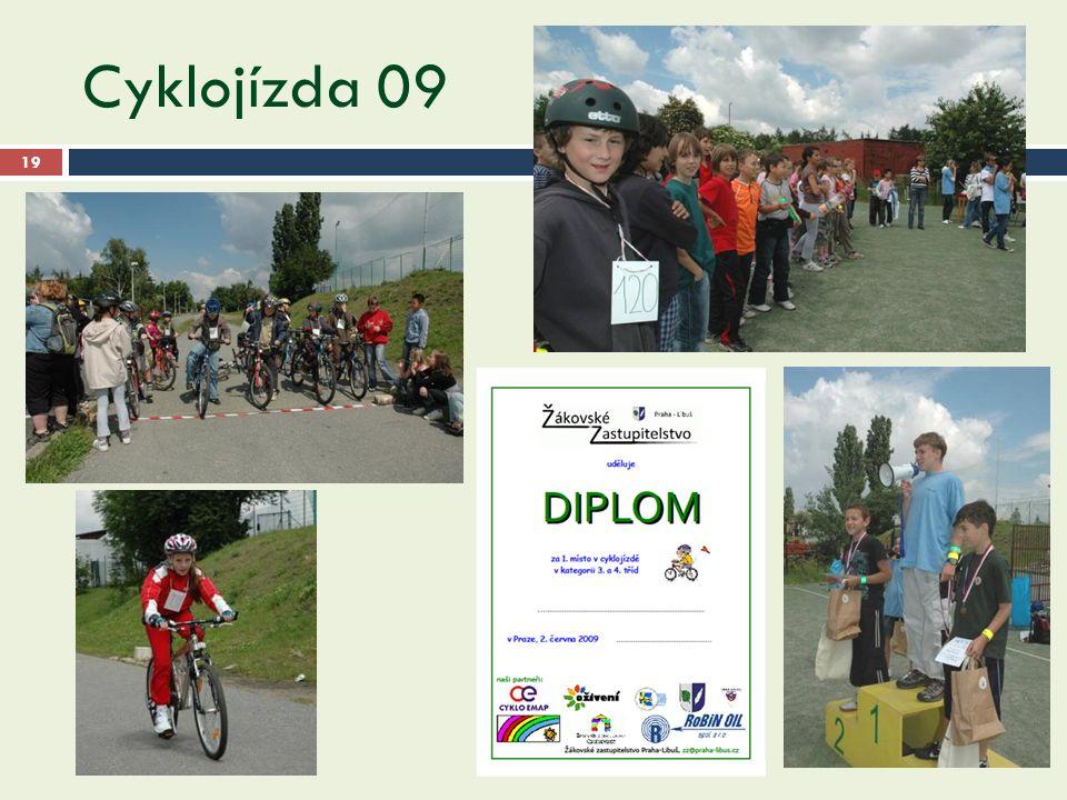 Cyklojízda 09 19
