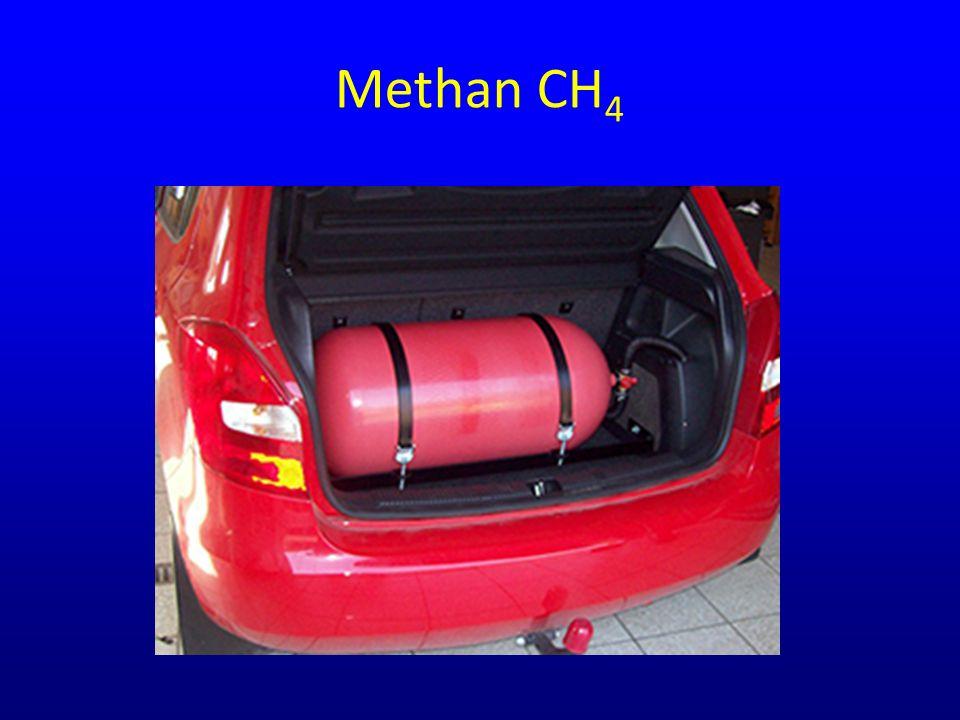 Methan CH 4