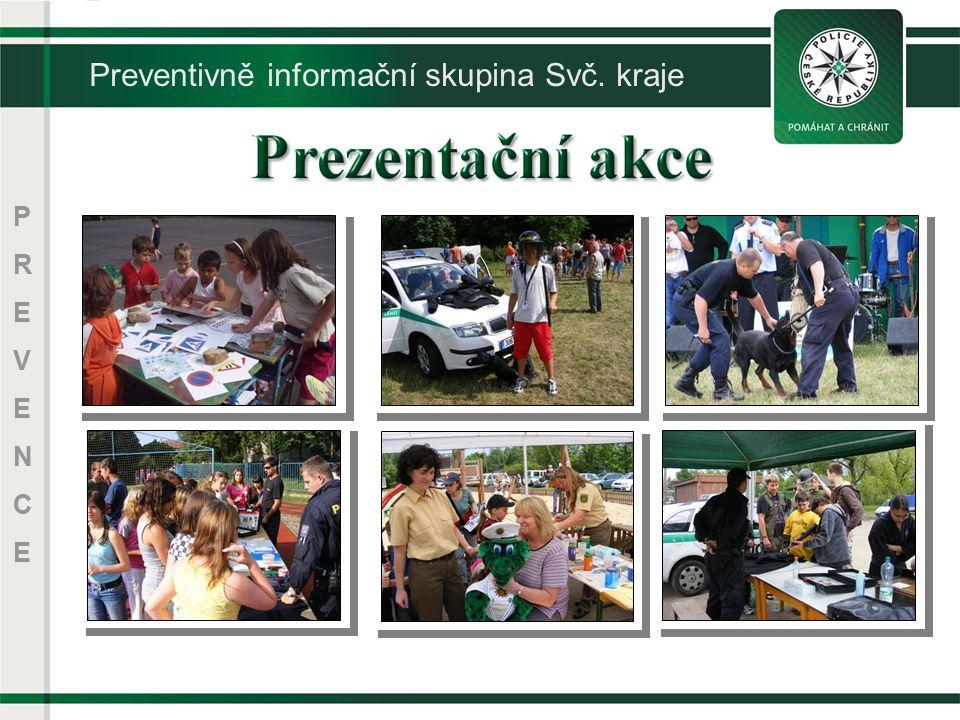 PREVENCEPREVENCE Preventivně informační skupina Svč. kraje
