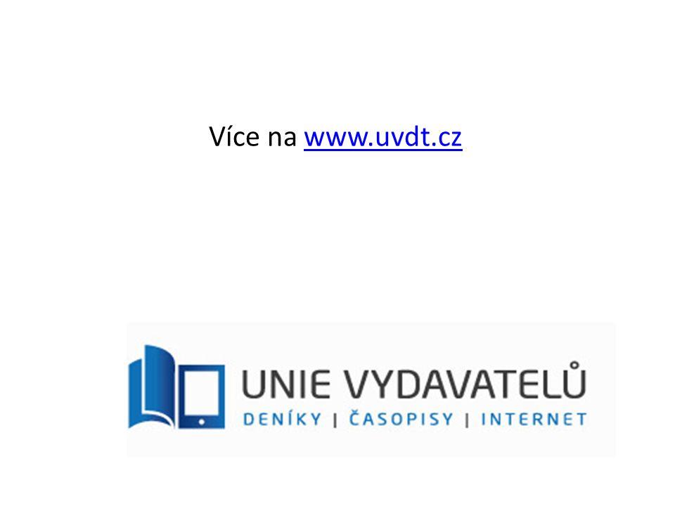 Více na www.uvdt.czwww.uvdt.cz