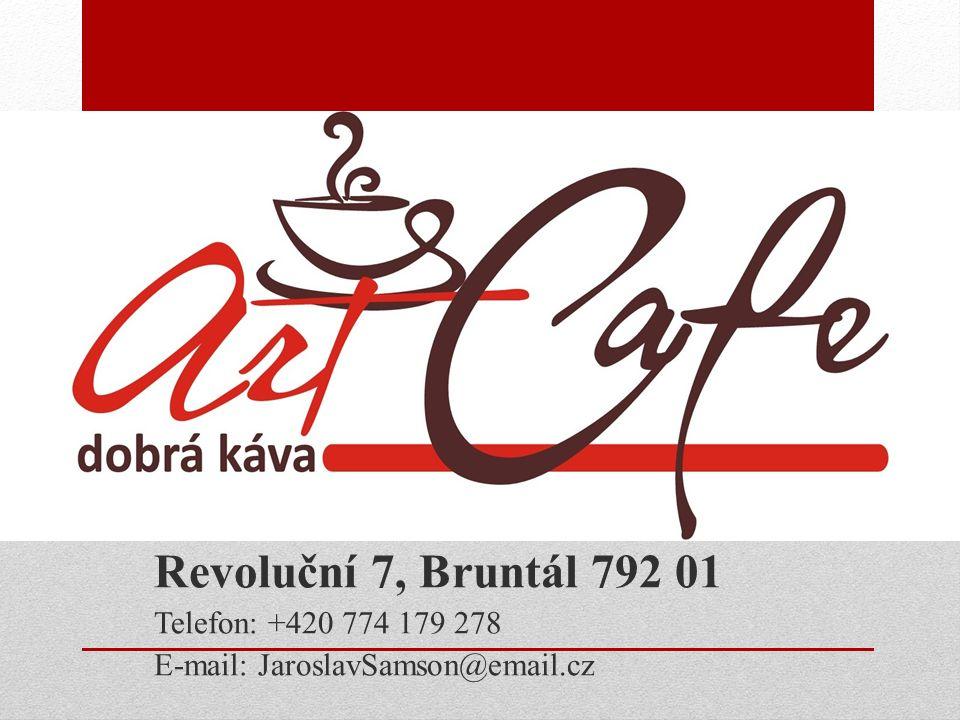 Revoluční 7, Bruntál 792 01 Telefon: +420 774 179 278 E-mail: JaroslavSamson@email.cz