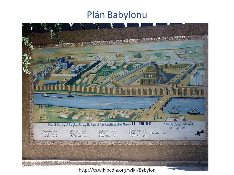 Plán Babylonu http://cs.wikipedia.org/wiki/Babylon