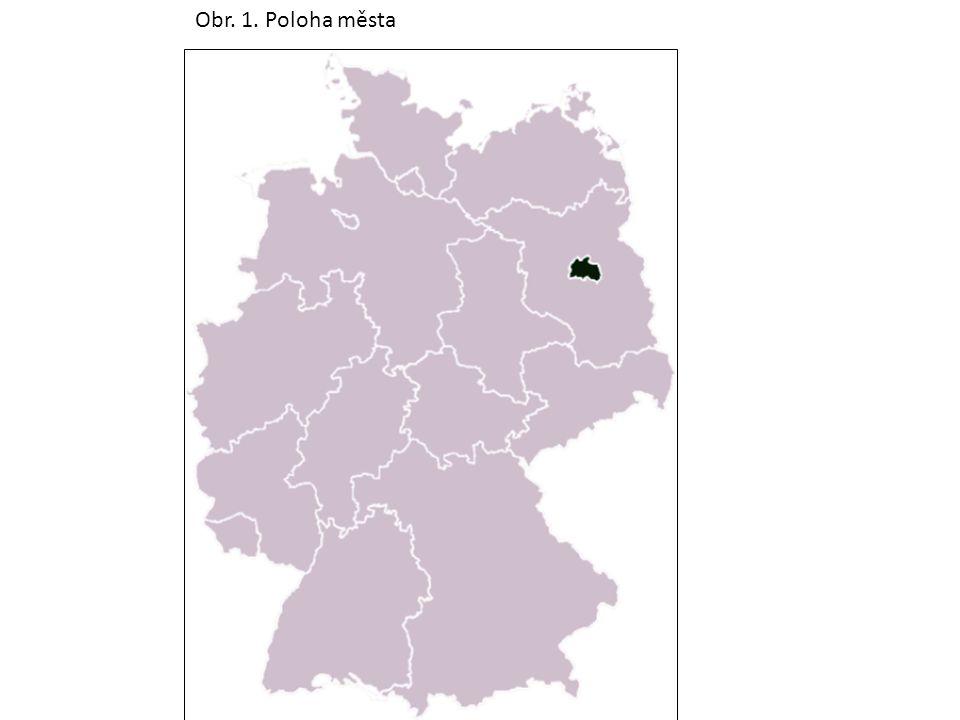 Základní data Město Berlín vzniklo spojením několika vesnic v roce 1920.