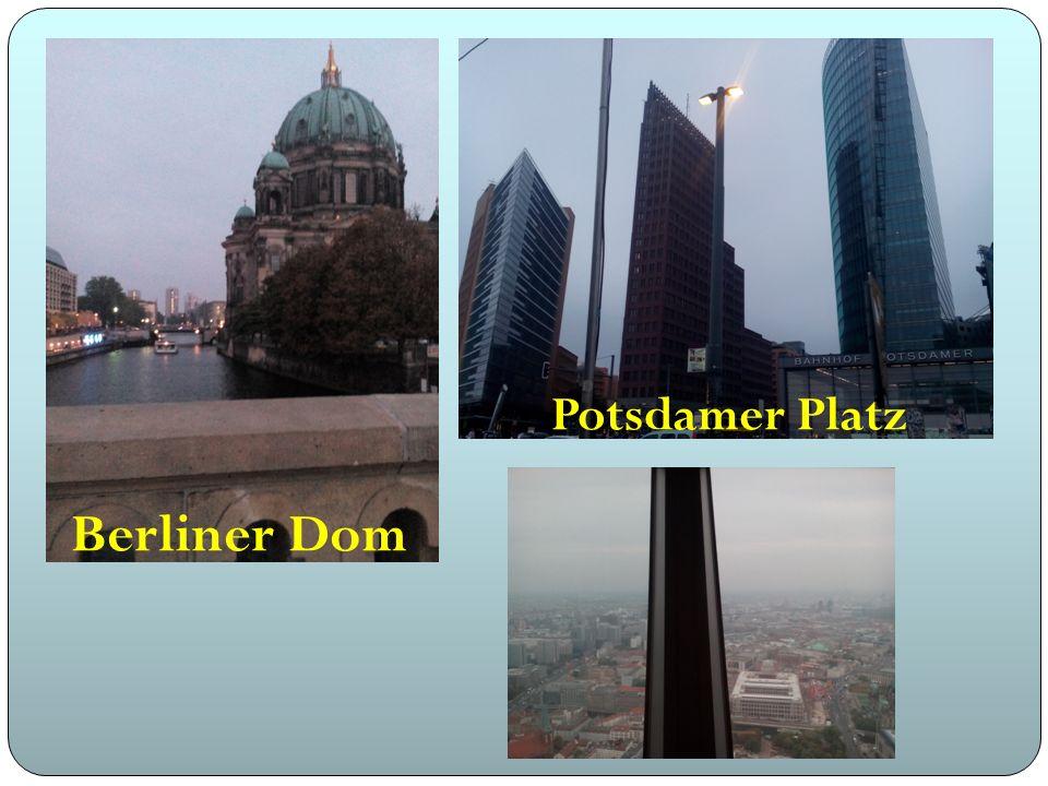 Berliner Dom Potsdamer Platz