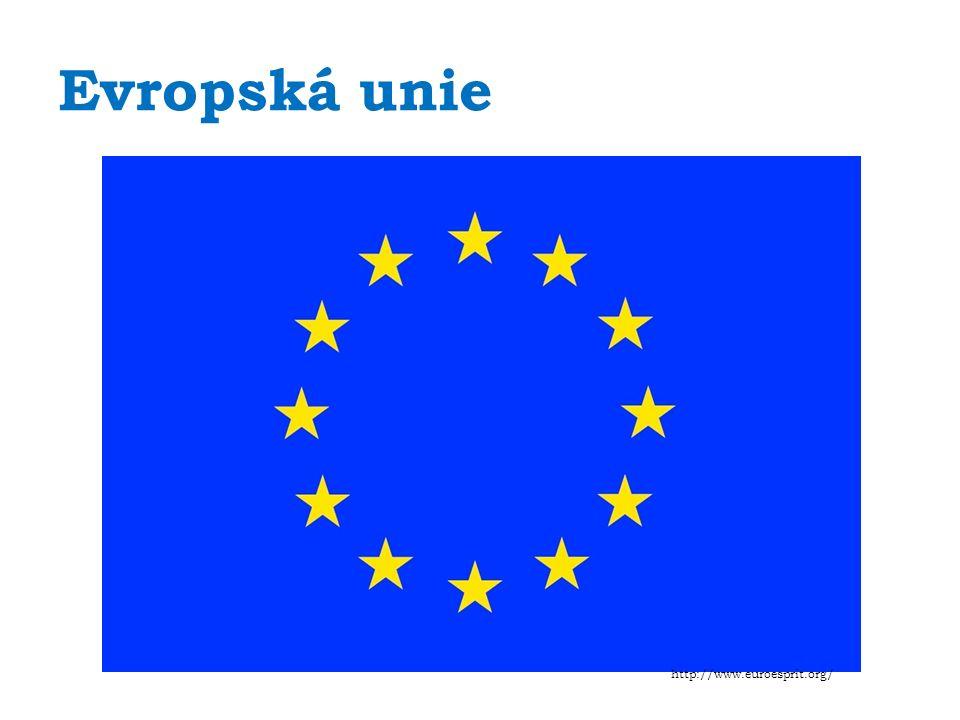 EU – základní informace Evropská unie je svého druhu ojedinělé hospodářské a politické společenství 27 evropských zemí, které dohromady tvoří velkou část kontinentu.