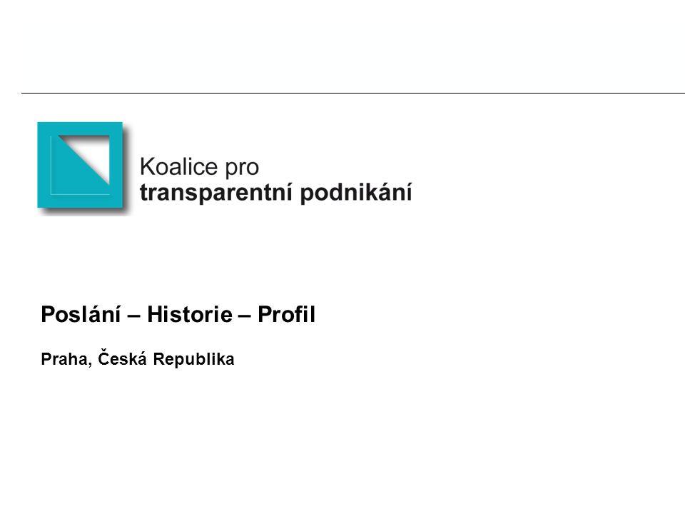 Protection notice / Copyright notice Poslání – Historie – Profil Praha, Česká Republika