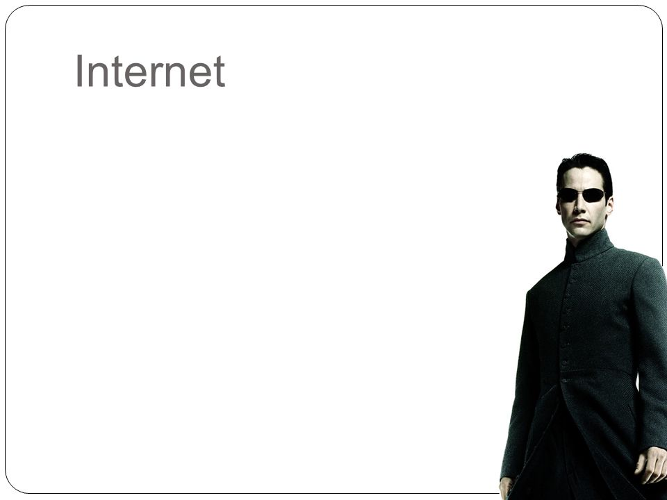 7 Internet