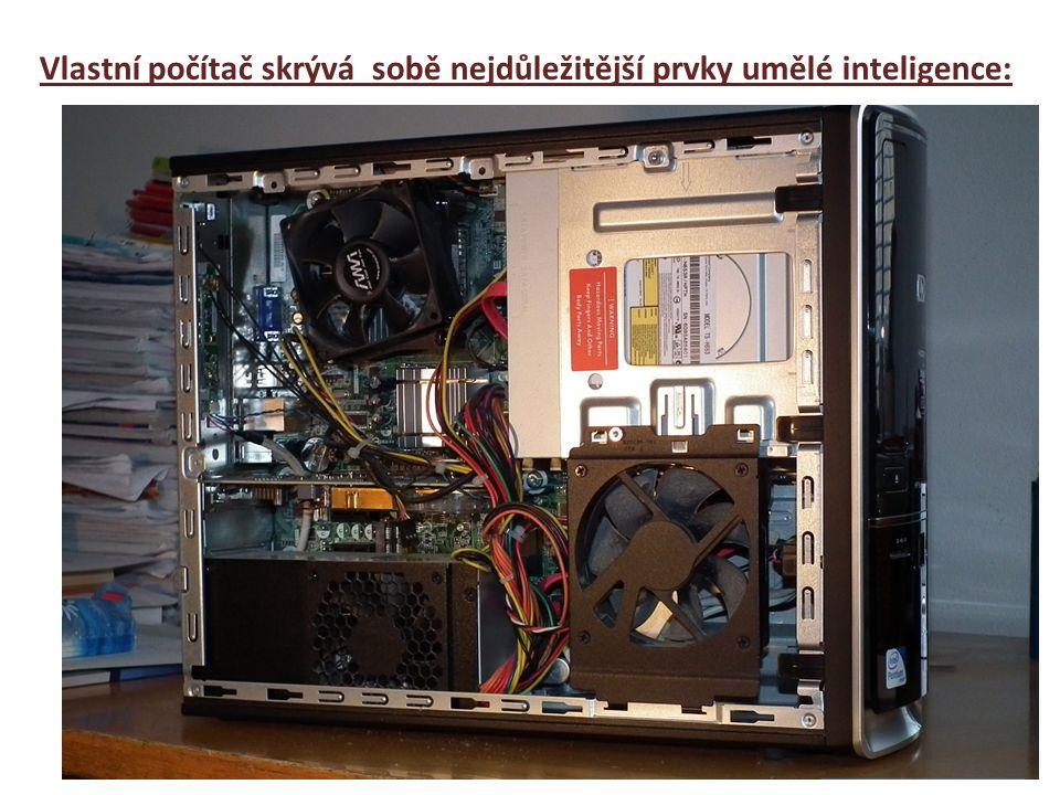 Základní deska upínají se na ní patice a konektory pro všechny ostatní komponenty počítače na základní desce se také nachází konektory, které najdete na zadní stěně počítačové skříně a pomocí nichž k počítači připojíte myš, klávesnici či třeba reproduktory.