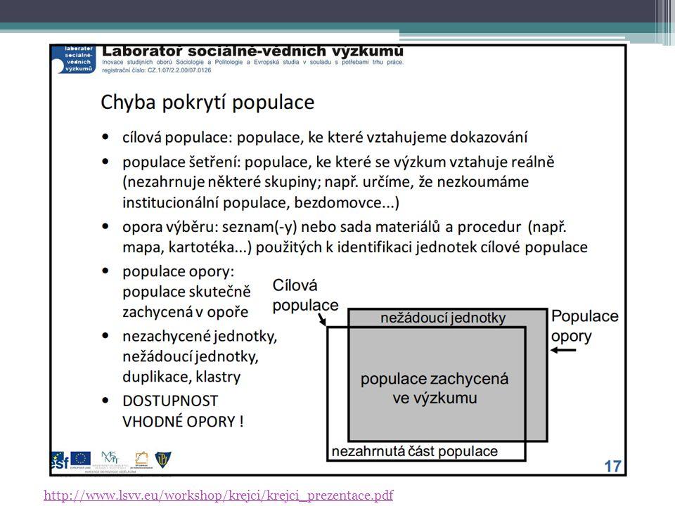 http://www.lsvv.eu/workshop/krejci/krejci_prezentace.pdf