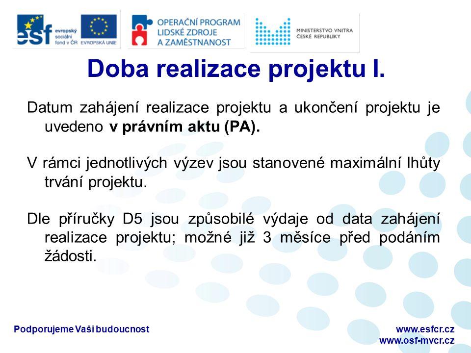 D 9 Metodický pokyn pro zadávání zakázek OP LZZ -Limity zakázek: - I.